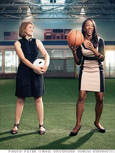 Jessica O. Matthews and Julia Silverman  http://jamesblessing.com