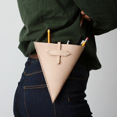 Pennant belt holster #whenworking