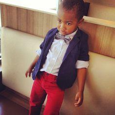Toddler boy fashion. My mini GQ model in the making.