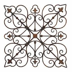 Wrought Iron Inspiration