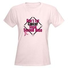 Breast cancer awareness on pinterest breast cancer for Big frog custom t shirts