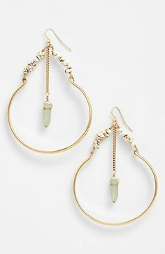 Spring Street Statement Earrings available at #Nordstrom