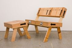 books, crate chair, base design, chairs, recycl crate, autumn workshop, wooden crates, design studios, brooklyn