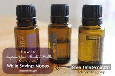 Essential Oils | Shalom Mama