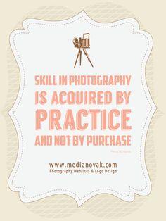 http://medianovak.com   Photography Websites & Logo Design