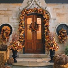 Fall Decorations by rosario