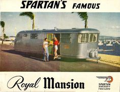Spartan Travel Trailers
