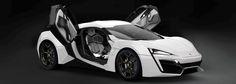 Best of 2013 Awards – New Exotic Car – W Motors Lykan HyperSport
