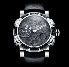 TIMEPIECES   ROMAIN JEROME MOON DNA watch
