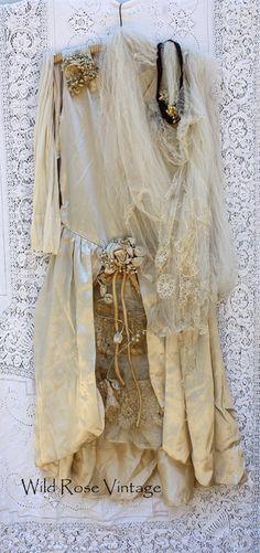 Antique Wedding treasures
