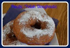 Super easy Polish Paczki  doughnut recipe!