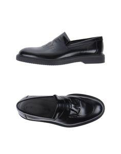 Emporio armani Men - Footwear - Moccasins Emporio armani on YOOX