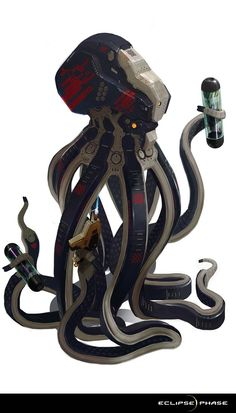 Synthetic Octopus