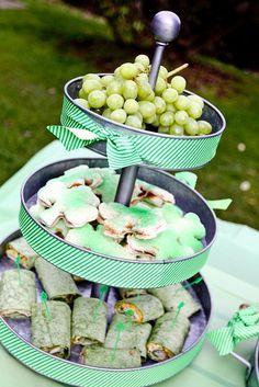 St Patrick's Day treats!