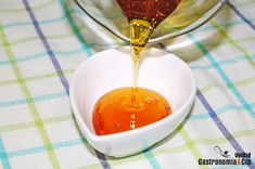 Caramelo líquido en el microondas