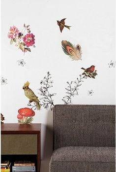 wall decals UO