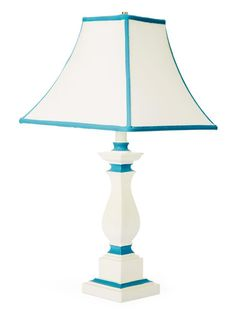 Highlight a White Lamp - 8 DIY Projects With Sample Paint on HGTV