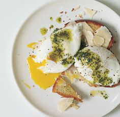 How the French do eggs Benedict.