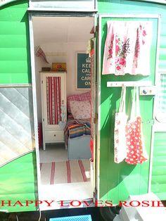 Our Vintage Caravan