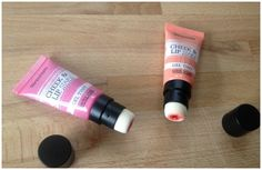Seventeen Cheek and Lip Stain. Do I Spy a Benefit Dupe?