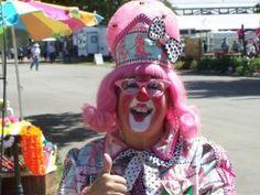 Flo the Clown - adorable!