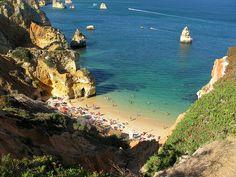 Camilo near Lagos, Algarve by André Pipa