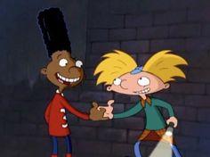 Hey Arnold handshake