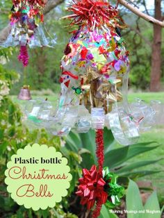 DIY Christmas Bells