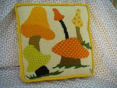 mushroom craft, mushroom parti
