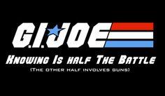 GI Joe - Knowing is Half the Battle Image 2