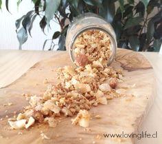 granola sin gluten