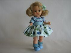 Vintage Nancy Ann MUFFIE Doll  Near MINT  by TheToyBox on Etsy, $175.00