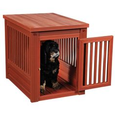 Dog Crate with Table Top
