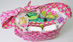 Diaper Bag Tutorials on Pinterest