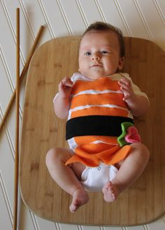 Sushi Baby Costume Baby Halloween Costume by mylittlemookie