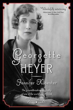 Georgette Heyer by Jennifer Kloester. $10.53