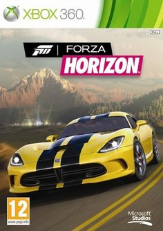 Xbox 360 Forza Horizon - AWESOME!!