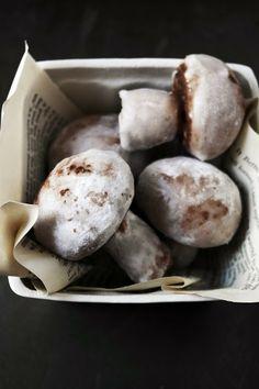 ..Twigg studios: mushroom shaped gingerbread cookies / lebkuchen
