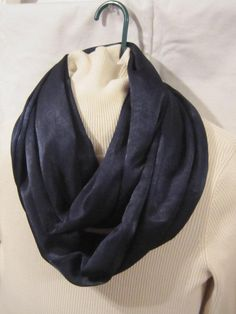 Infinity scarf circle scarf cowl scarf  for ladies by sewinggranny, $15.00