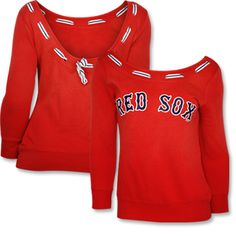 Touch by Alyssa Milano Sunny in Cali Sweatshirt - Boston Red Sox  *Available in NHL and MLB teams