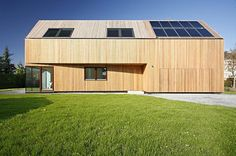 low energy houses -