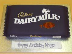 Dairy Milk Cake!
