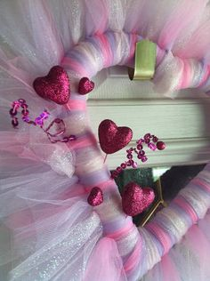 Easy wreath made fro