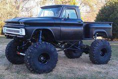 lifted mud trucks