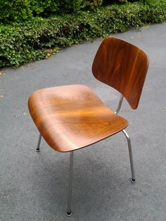 Charles and Ray Eames DCM Series 1 chair for Herman by SCADesign, $650.00