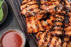 Korean Grilled Chicken Recipe