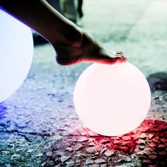 | Pearl. super cool lantern. how cool for outdoor parties or a wedding
