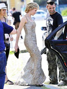 Naomi Watts como la Princesa Diana