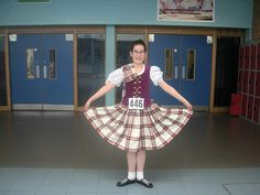 Aboyne with plum vest and gold trim #Young #Other #Tartan