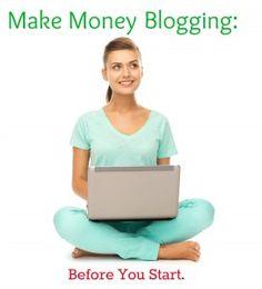 make money, money blog, blog stuff
